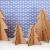 家にある材料でOK!小さな子供でも簡単に作れるクリスマスツリーの作り方【ダンボール編】