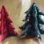 家にある材料でOK!小さな子供でも簡単に作れるクリスマスツリーの作り方【布編】