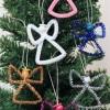 モールを使ってクリスマスオーナメントを手作りしてみよう!